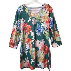 MissLook Plus Size Floral Dress Size XXL